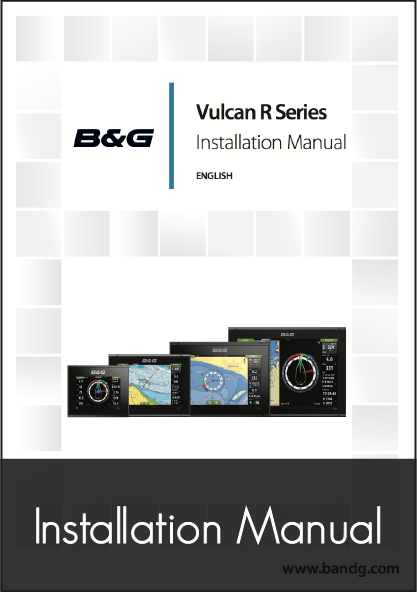 b g vulcan r series installation instructions