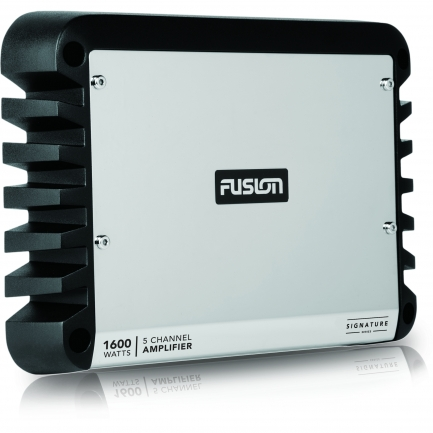 fusion sg da51600 marine amplifier right view
