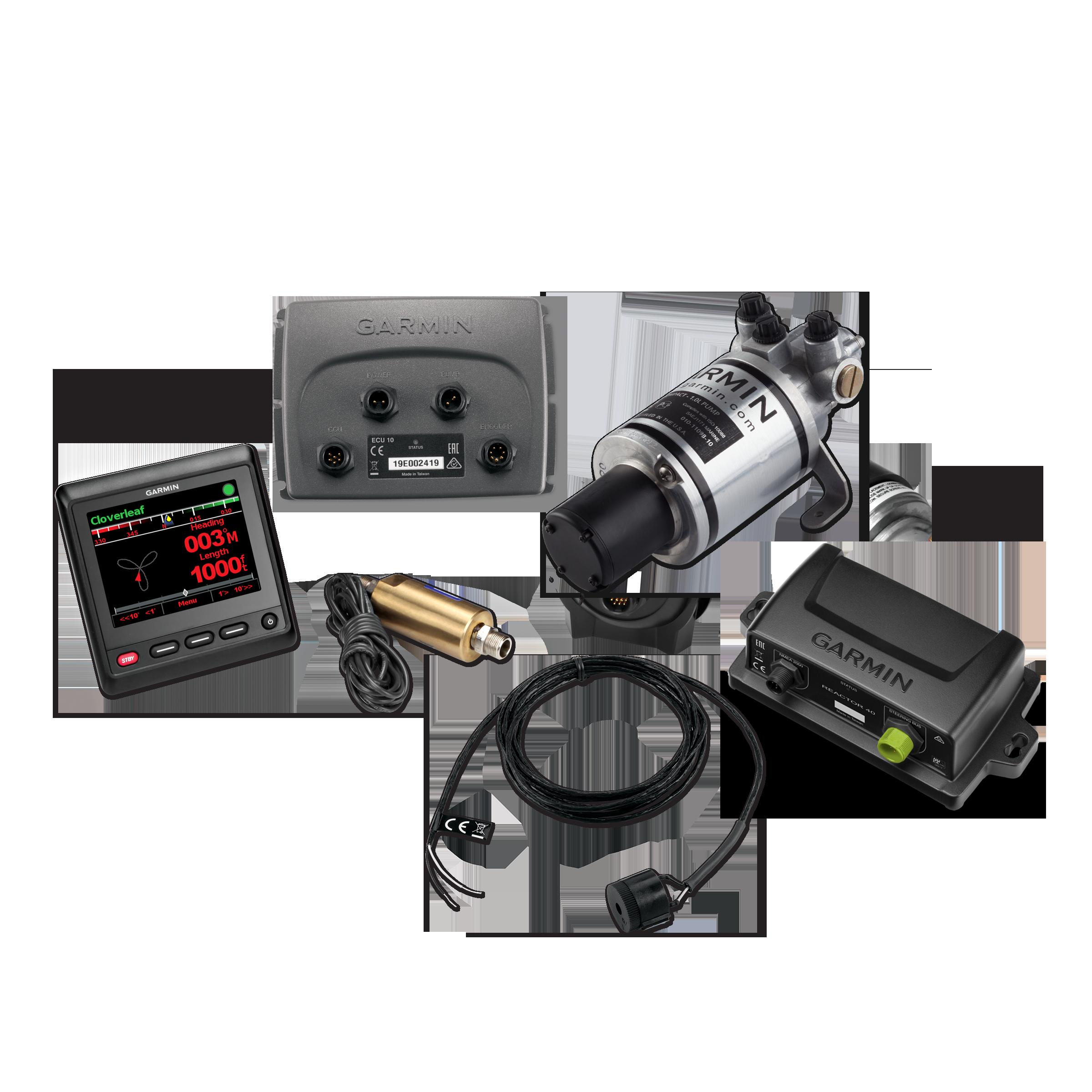 garmn compact reactor 40 garmin hydraulic autopilot ghc 20 shadow drive pack