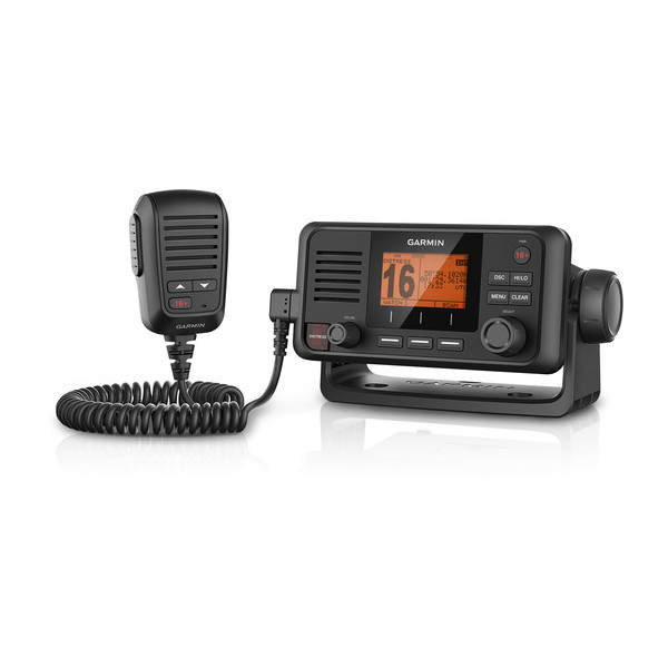 garmin vhf 110i marine radio