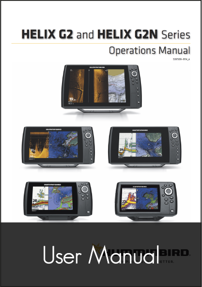 humminbird helix g2 g2n user manual